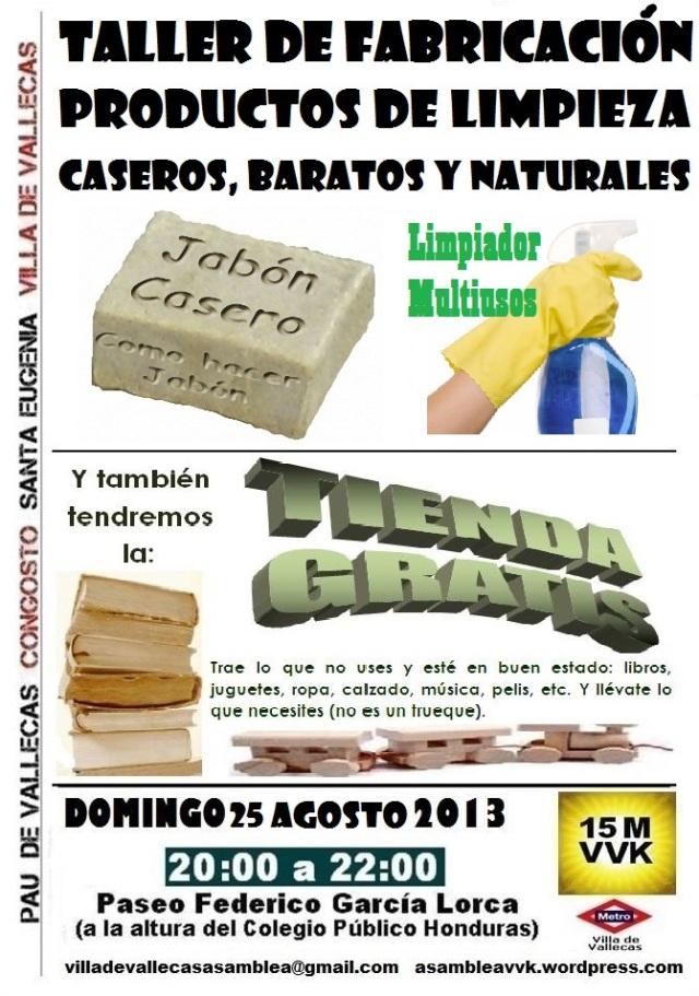 Cartel_Asamblea_DOMINGO_25 Agosto2013+Tienda2
