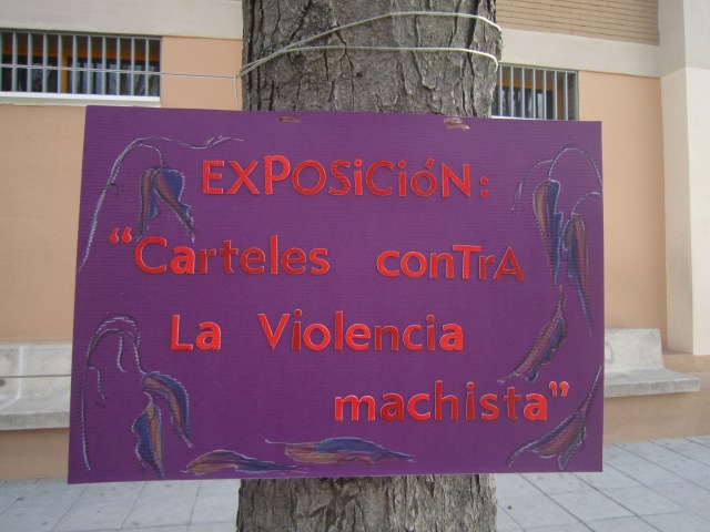 Exposicion Carteles Violencia Machista (1)