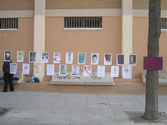 Exposicion Carteles Violencia Machista (2)