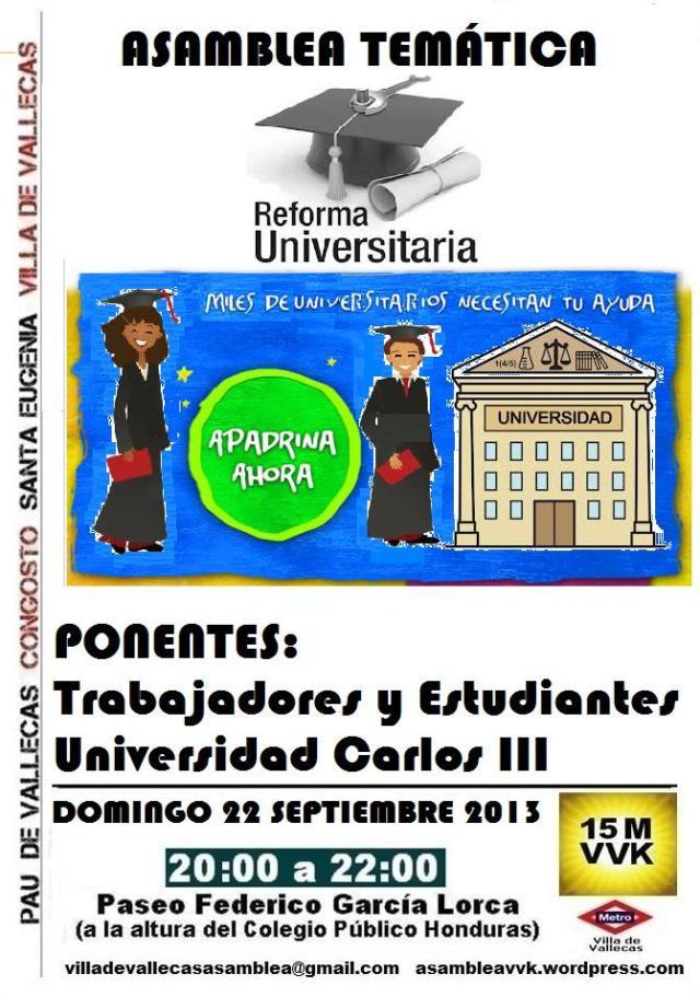 Cartel_Asamblea_DOMINGO_22 Septiembre 2013
