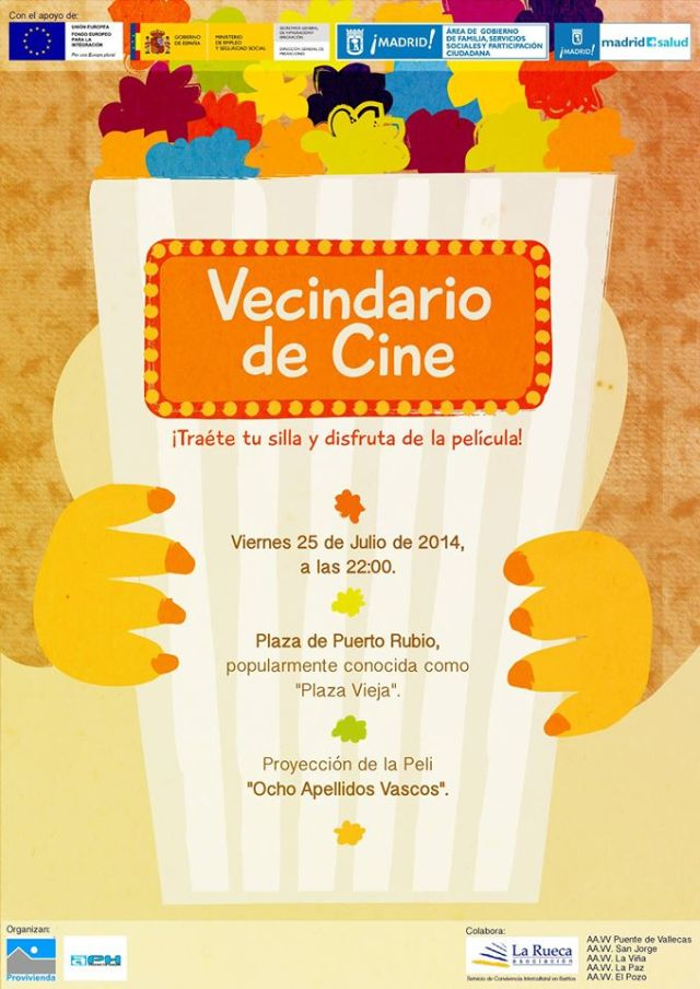 VECINDARIO DE CINE