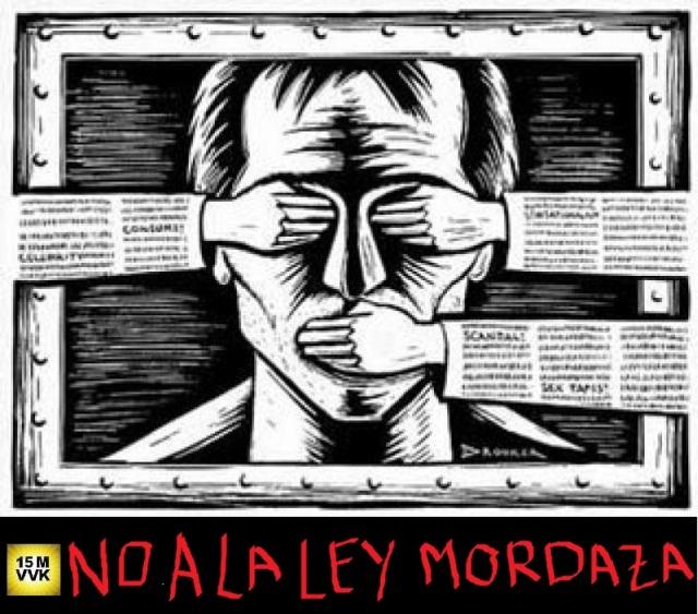 15Mvvk NO LEY MORDAZA