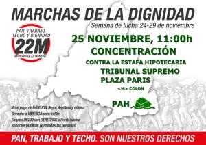 MarchasDignidad-25N-Madrid-TribunalSupremo