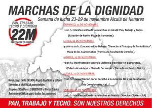 MarchasDignidad-AlcaláDeHenares
