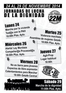 MarchasDignidad-Getafe