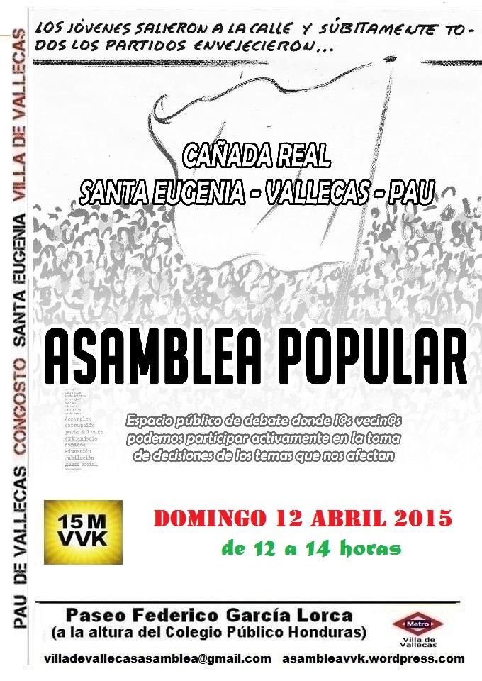 Cartel_Asamblea_DOMINGO_12 ABRIL 2015