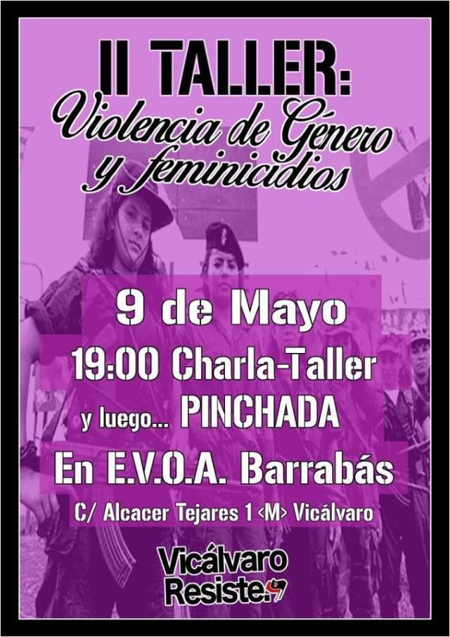 violencia genero y feminicidios