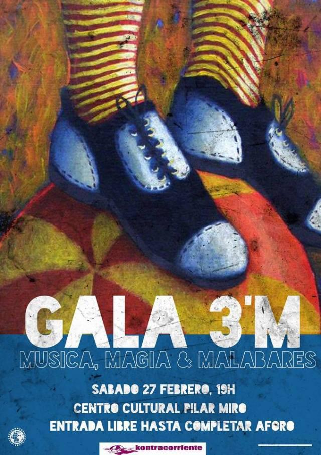 gala 3M