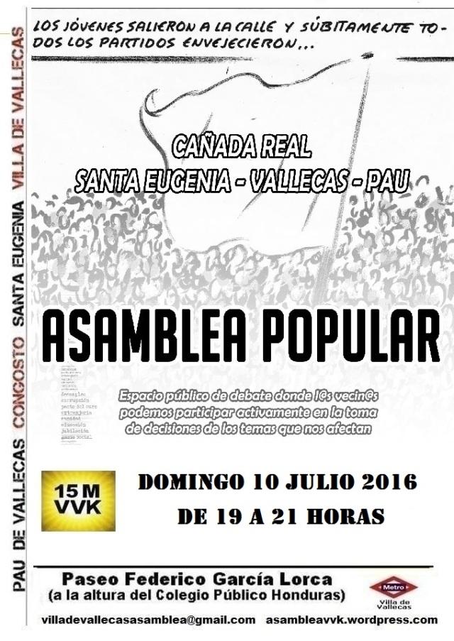 Cartel_Asamblea_DOMINGO_10 JULIO 2016