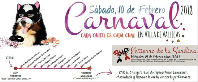 Cartel_Carnaval 2018